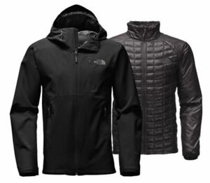 North Face 3 in 1 Thermoball Triclimate Jacket