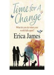 Time for a Change,Erica James