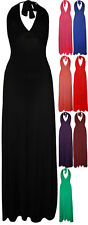Plus Size Viscose Maxi Dresses without Pattern for Women