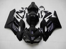 Complete Black Injection Fairing Kit Plastic for Honda 2004-2005 CBR1000RR a10