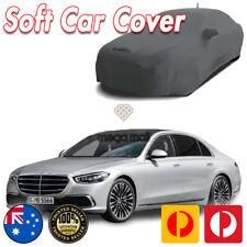 Soft Black Show Car Cover for Mercedes Benz