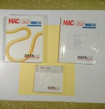 Mac Link Plus WANG VS File Exchange Floppy Disks and Manuals MAC TO IBM PC/WANG