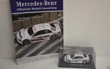 Nr. 63 1:43 - Mercedes Benz Sammlung AMG Mercedes C-Klasse DTM in Box +Heft