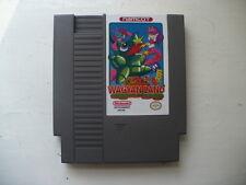 NTSC NES Wagyan Land by Namcot game reproduction English