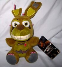 "Five Nights at Freddy's 6"" Nightmare Bonnie Rabbit Plush-FNF Bonnie Plush-New!"