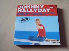 CD  JOHNNY HALLYDAY (5 titres olympia 1962, 2CD tirage limité)