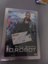 DVD WILL SMITH IO,ROBOT EDITION SPECIAL 2 DISCS SEALED