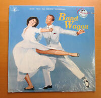 BAND WAGON OST Fred Astaire 1986 Factory Sealed Vinyl LP MCA-25015