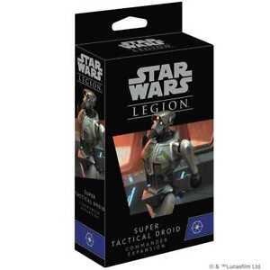 Star Wars Legion Super Tactical Droid Commander New