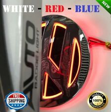 VW LED Badge Emblem 11cm Polo Golf Passat Caddy Touran Tiguan Logo Light Grill