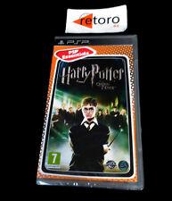 HARRY POTTER Y LA ORDEN DEL FENIX SONY PSP Portable PAL-España NUEVO Precintado