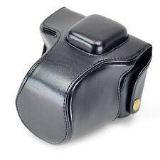 Ever Ready Camera PU Leather Bag Case Cover For Olympus EPL3 EPL5