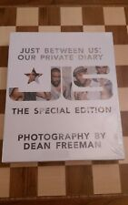 Just Between Us Our Private DiaryThe Special Edition Harback Book 1st/1st SEALED