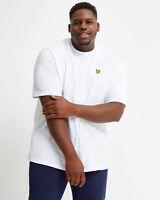 Lyle and Scott Plus Size Crew Neck T-Shirt - Cotton