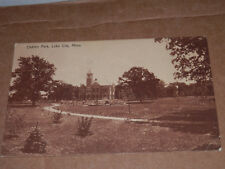 LAKE CITY MN - 1909 POSTCARD - WABASHA COUNTY - OAKLYN PARK