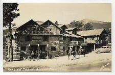 RPPC TRADING POST,TEXACO GAS STATION,VISIBLE PUMPS~ALLENS PARK,CO