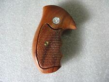 New Thai handmade Hardwood Grip for S&W K/L Frame Round Butt  Crafts