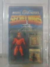 Vintage Mattel 1984 Secret Wars Magneto AFA Graded 70 Y-EX+ C70 B75 F90