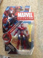 Marvel Universe Series 2 019 Iron Patriot .... captain America iron man
