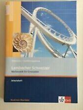 Lambach Schweizer, Oberst. Einführungsph.Mathematik NRW,mit Lernsoftware