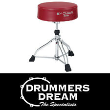 Tama Round Rider XL Red Trio Drum Throne HT830R Red Seat