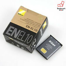 NEW NIKON Li-ion rechargeable battery EN-EL10 for COOLPIXS50/S50C Japan