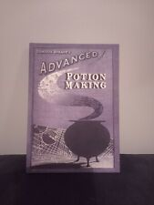 Harry Potter Advanced Potion Making Book