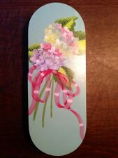 REDUCED - Beautiful Handpainted/Decorated Box