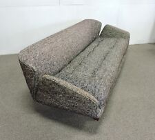 Mid Century Modern Wieland Sofa by O. B. Solie with Curved Back & Arms