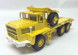 1/87 BERLIET GPO 17P 6X6 - 1968 - Handmade Resin Model