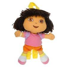 Dora the Explorer Plush Backpack