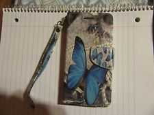 Butterfly Phone/Wallet Case BRAND NEW IN CASE