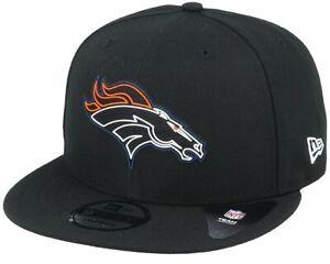 Men's Denver Broncos NFL New Era Snapback 9FIFTY Draft Hat - Size: OSFA