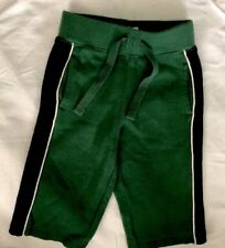 Old Navy Infant Boys Track Pull Up Pants sz 12-18 Months