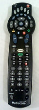Atlas M1056 Universal Remote Control DVR Cable Box Time Warner Mediacom Rogers