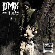 FREE US SHIP. on ANY 3+ CDs! ~Used,Very Good CD Dmx: Year of the Dog  Again Impo
