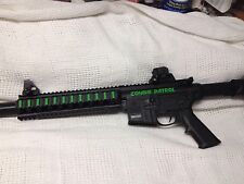 M&P-15/22  Zombie Decal Kit