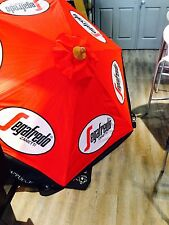 Segafredo Market Umbrella  New in Box