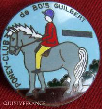 BG5142 - INSIGNE PONEY-CLUB DE BOIS GUILBERT