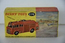 Dinky Toys 276 Airport Fire Engine