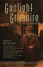 Gaslight Grimoire: Fantastic Tales of Sherlock Holmes-ExLibrary
