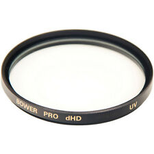 Bower 72mm UV dHD Filter for Canon, Nikon, Sony Lenses