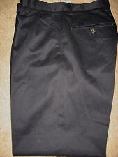 Mens Navy DOCKERS D4 Relaxed Khakis Pants 30 x 30