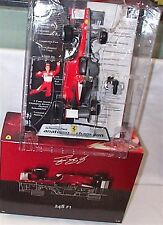 Hot Wheels 1/18 Scale L6234 Ferrari 248 F1 Schumacher - Anatomy of a champion