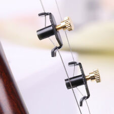 2Pcs Pro Erhu Fine Tuner String Tuning Adjustment Violin Accessory Flowery