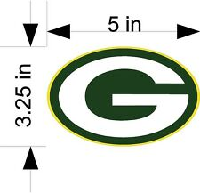 GREEN BAY PACKERS Football car & truck vehicle decals/stickers