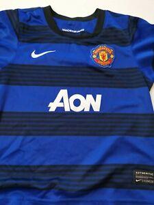 superbe  maillot de football Manchester united   nike