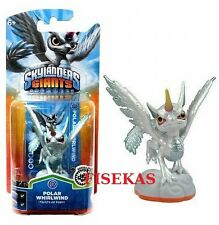 Skylanders Giants POLAR WHIRLWIND Figure GameStop Variant Card Web Code NEW