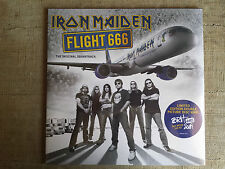 Iron Maiden ‎– Flight 666 - The Original Soundtrack – LP NUOVO / SEALED