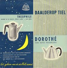 """TOBI RIX – Tophits Uit De Daalderop Collectie (1961 VINYL SINGLE 7"""")"""